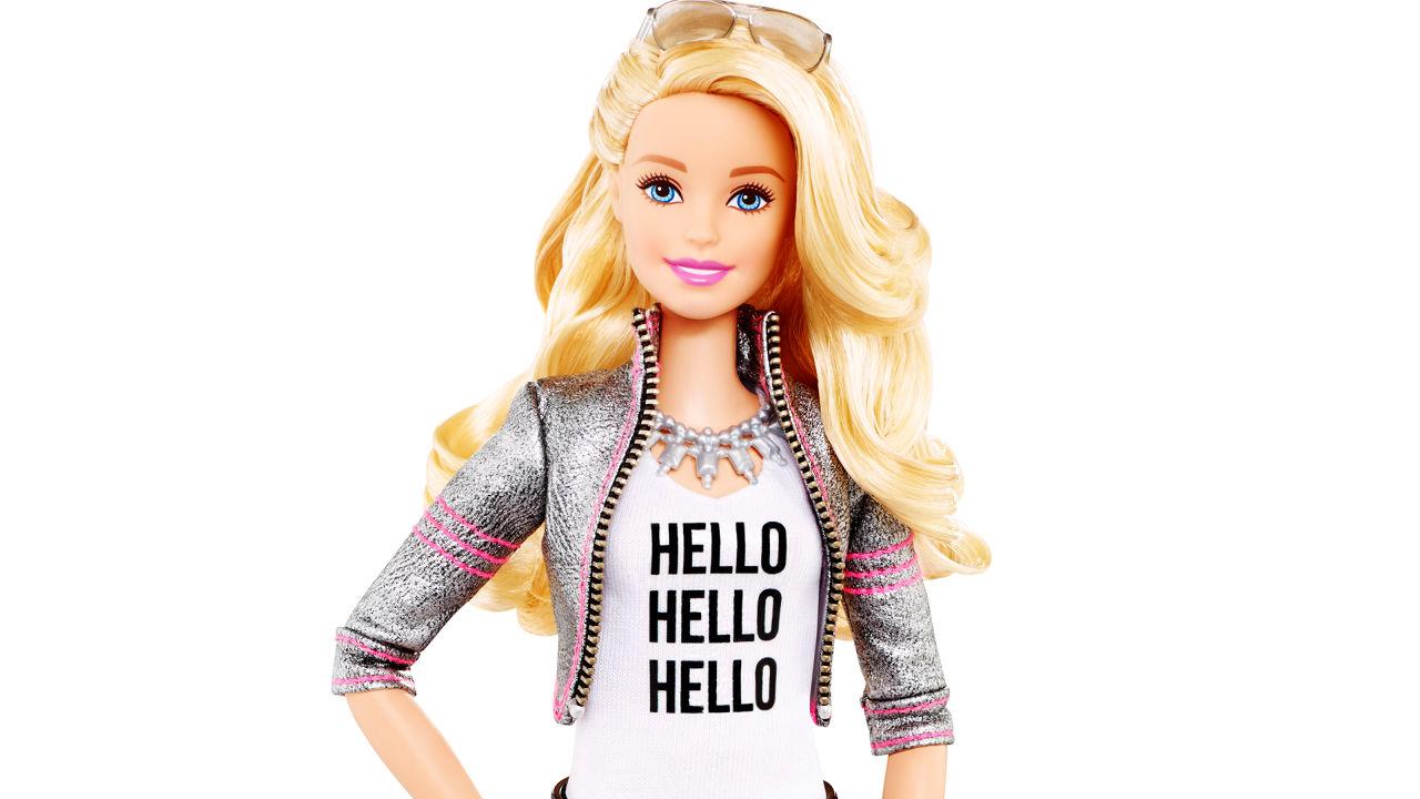Sentient Barbie