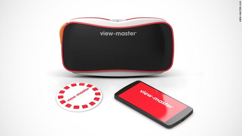 Virtual Reality Viewmaster