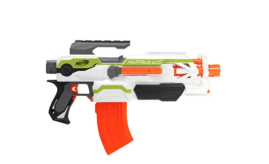 Nerf N-Strike Modulus ECS-10 Blaster.