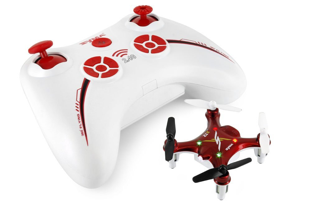 Syma X11 RC Quadcopter