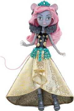 Rat King's Daughter Monster Dolls