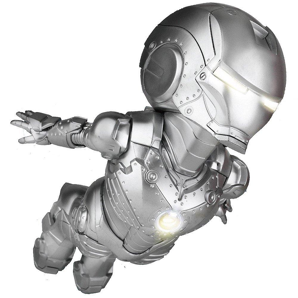 Egg Attack Iron Man 3 Mark II