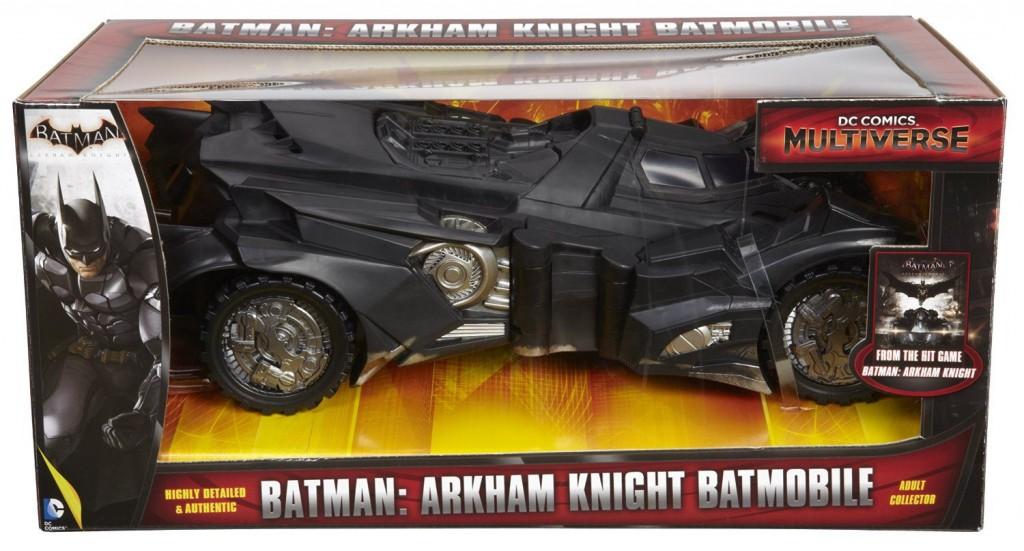 Batman Arkham Knight Batmobile Vehicle