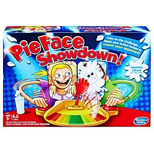 Hilarious Hasbro Pie Face Showdown